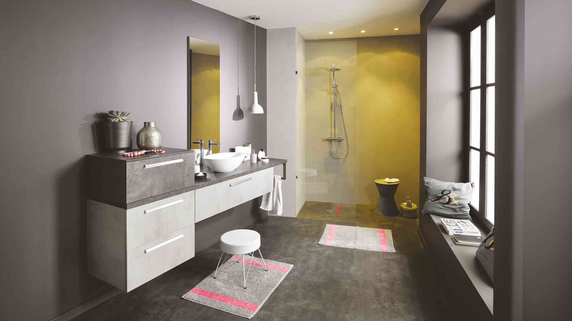 comment pr parer la r novation de sa salle de bain le blog. Black Bedroom Furniture Sets. Home Design Ideas